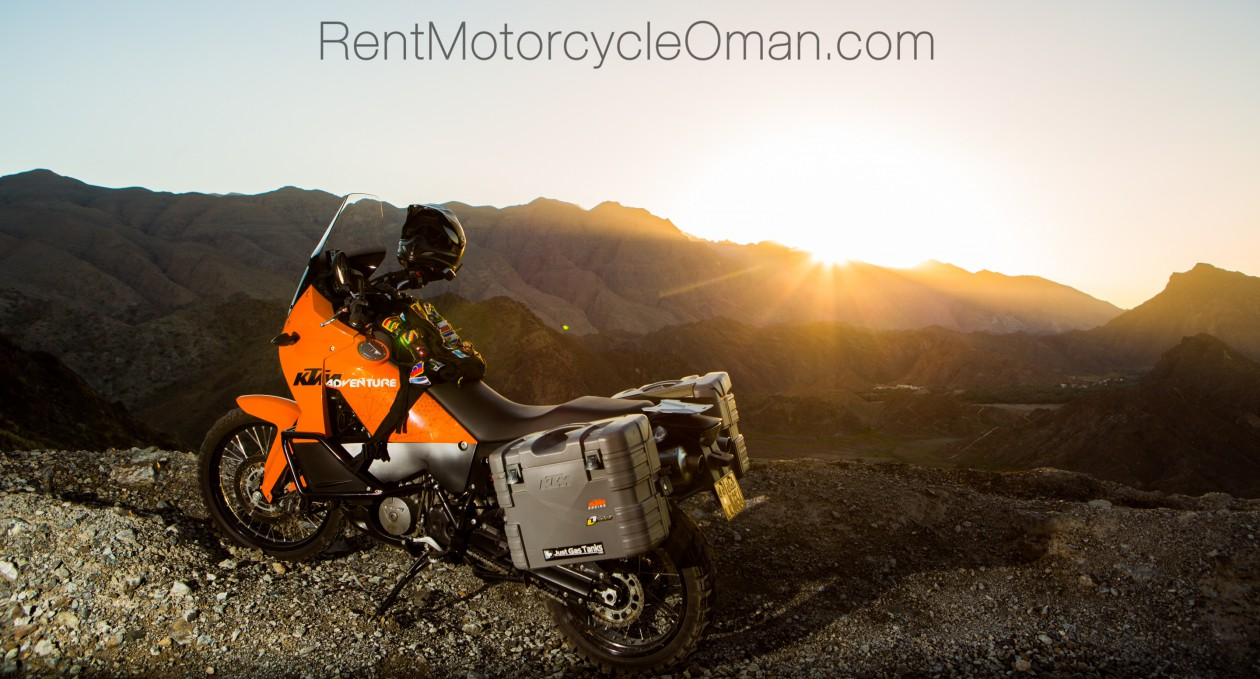Explore the Beauty of Oman by Motorcycle
